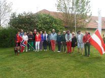 Seit 10 Jahren Golffreundschaft zwischen Graz und Sande
