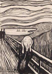 Albertina: Edvard Munch. Liebe, Tod und Einsamkeit