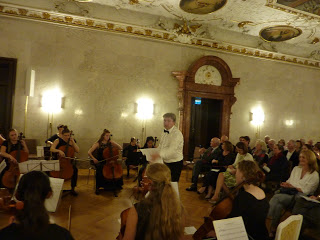 Rückblick - Absolutt Cello Academy Concert in Wien